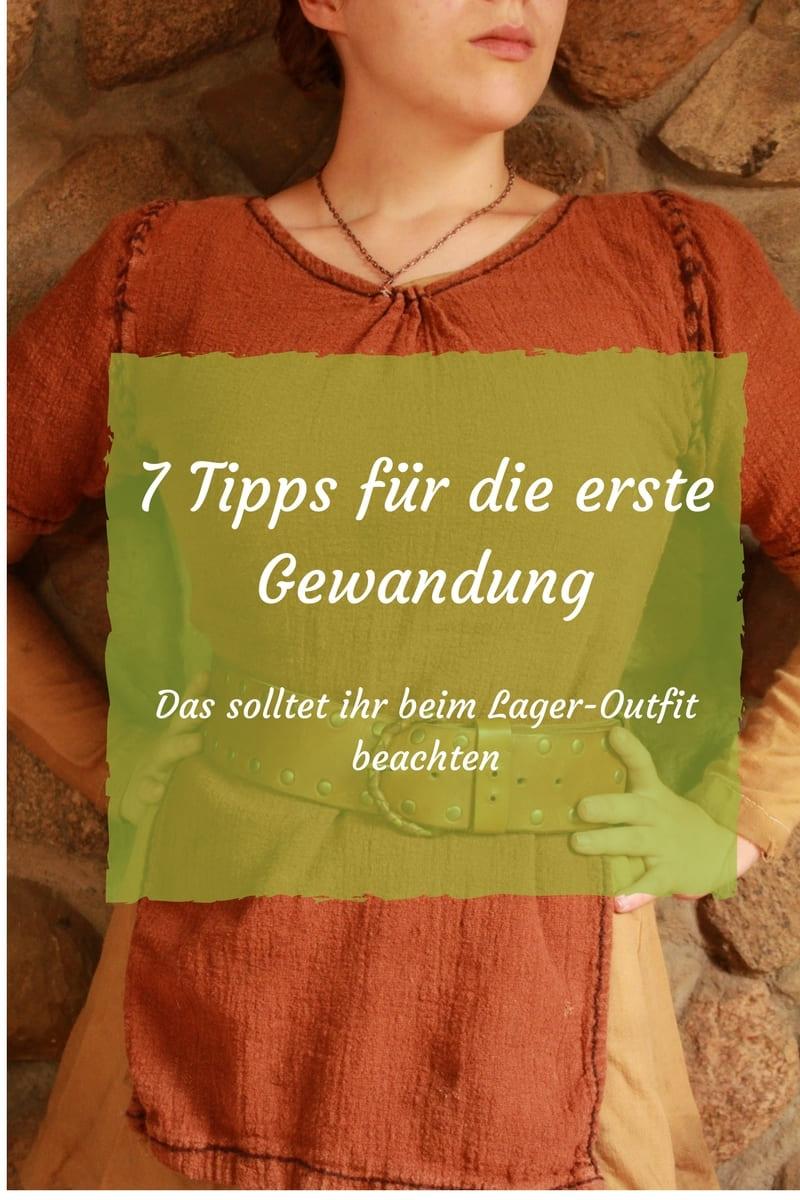 7 tipps für eure erste mittelalterliche kleidung! - möhrchen